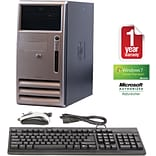 HP Refurbished DC5750 160GB Small Desktop PC with 1-Year Warranty