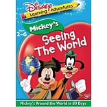 Disney Learning Adventures: Mickeys Around The World In 80 Days