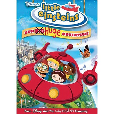 Disney Little Einsteins: Our [Big] Huge Adventure