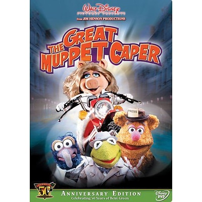 Great Muppet Caper: Kermits 50th Anniversary Edition