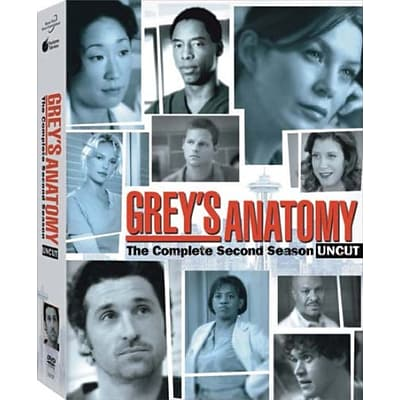 Greys Anatomy: Season 2