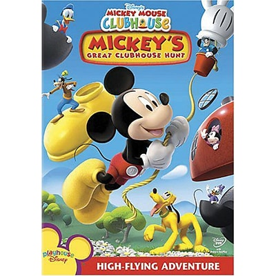 Disney Mickey Mouse Clubhouse: Mickeys Great Clubhouse Hunt