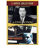 Civil Action / Insider 2-Movie Collection