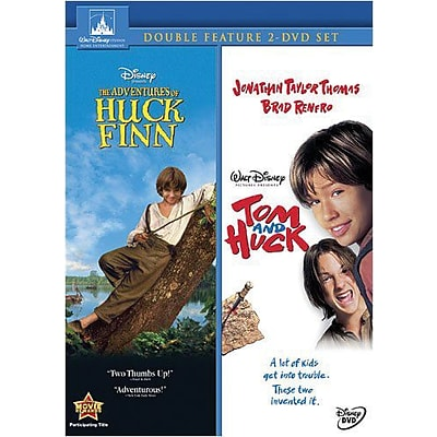 Adventures Of Huck Finn / Tom & Huck 2-Movie Collection