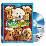 Santa Buddies: The Legend Of Santa Paws (Blu-Ray + DVD)