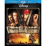 Pirates Of The Caribbean: The Curse Of The Black Pearl (Blu-Ray + DVD)