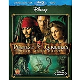 Pirates Of The Caribbean: Dead Mans Chest (Blu-Ray + DVD)