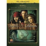 Pirates Of The Caribbean: Dead Mans Chest (DVD + Blu-Ray)