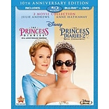 Princess Diaries 2-Movie Collection (Blu-Ray + DVD)