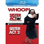 Sister Act 20th Anniversary 2-Movie Collection (Blu-Ray + DVD + Digital Copy)