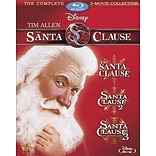 Santa Clause 3-Movie Collection (Blu-Ray)