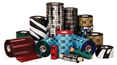 Zebra Technologies 05095GS08407 High Performance Ribbon   Quill (52371959 T09319) photo