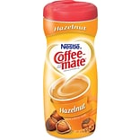 Nestle® Coffee-mate® Coffee Creamer, Hazelnut, 15 oz Powder Creamer, 1 Canister