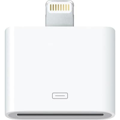 Apple® Lightning™ to 30-pin Adapter