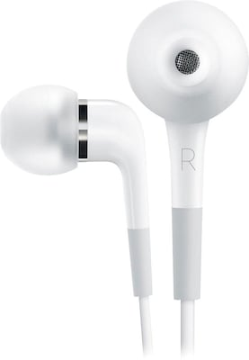 Apple(r) In Ear Headphones with Remote and Mic