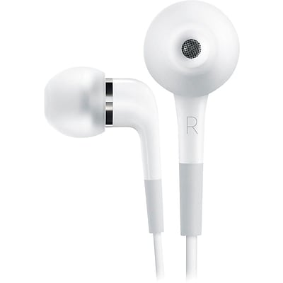 Apple® In-Ear Headphones with Remote and Mic