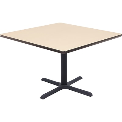 Regency® 42 Square Hospitality Table, Beige