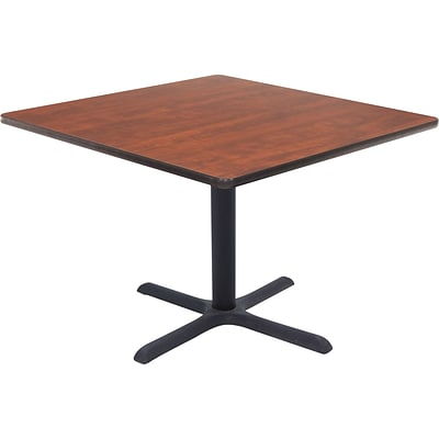 Regency® 36 Square Hospitality Table, Cherry