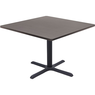 Regency® 36 Square Hospitality Table, Grey