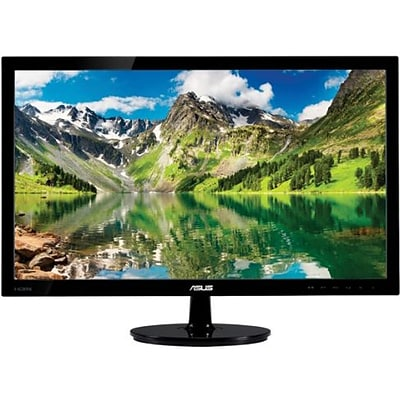 Asus® VS248H-P 24 Widescreen LED LCD Monitor