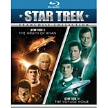 Star Trek II & IV Double Feature (Blu-Ray)