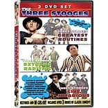 Three Stooges Three-Disc Collection
