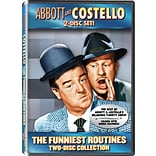 Abbott & Costellos Funniest Routines Double Feature