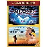 Miracle/The Rookie 2-Pack