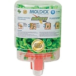 Moldex® Meteors® Earplugs, Uncorded, 28 dB, 250/Container (507-6634)