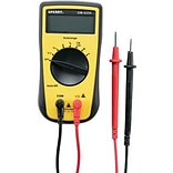Gardner Bender® 62 Series Digital Multimeter, 200 - 500 V AC/DC