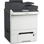 Lexmark™ CX410DTE Multifunction Color Laser Printer