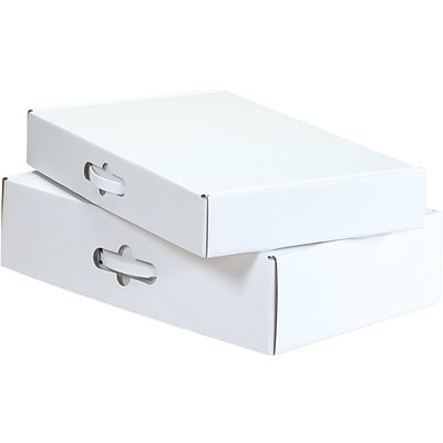 Carrying Case Literature Mailers; 18-1/4Lx11-3/8Wx2-11/16D