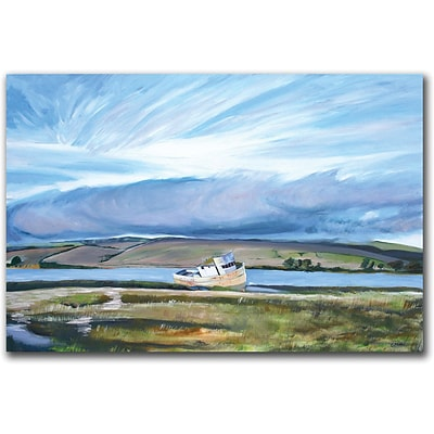 Trademark Global Colleen Proppe Inverness Sky Canvas Art, 14 x 19