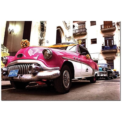 Trademark Global Buick Special Deluxe Convertible Canvas Art, 16 x 24
