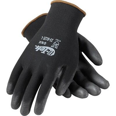 G Tek 174 Coated Work Gloves Onx Seamless Nylon Knit With