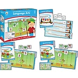 Carson-Dellosa Language Arts File Folder Game, Grade 2