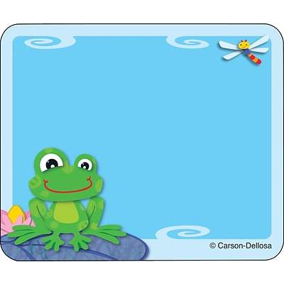 Carson-Dellosa FUNky Frogs Name Tags