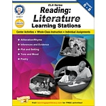Mark Twain Reading - Literature Workbook, Grades 6 - 8