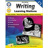 Mark Twain Writing Learning Stations Workbook