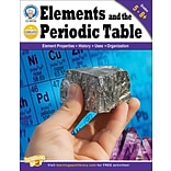 Mark Twain Elements and the Periodic Table Workbook
