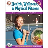 Carson-Dellosa Mark Twain Health, Wellness, and Physical Fitness Workbook (404186)