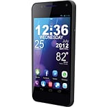 BLU Vivio 4.3 D910a GSM Unlocked Dual SIM Android Cell Phone, Black