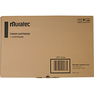 Muratec™ TS565 Toner, 15,000 Page-Yield, Black