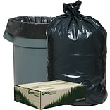 Webster Recycled 1.25 Mil. 55 Gal. Can Liners