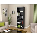 Sonax® Hawthorn 72 Wood Bookcases
