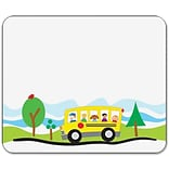 Carson Self-Adhesive School Bus Name Tags