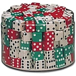Drum of Dice - 144 Pcs - 5/8 Cubes