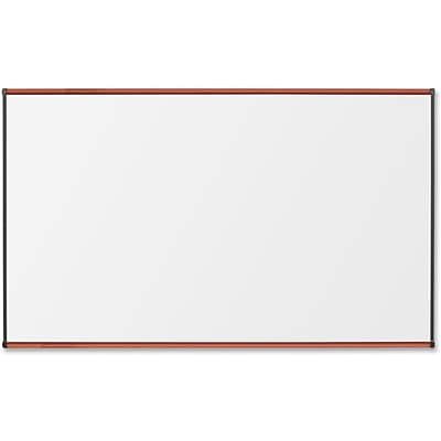 Lorell Superior Surface Cherry Finish Board, Cherry, 72