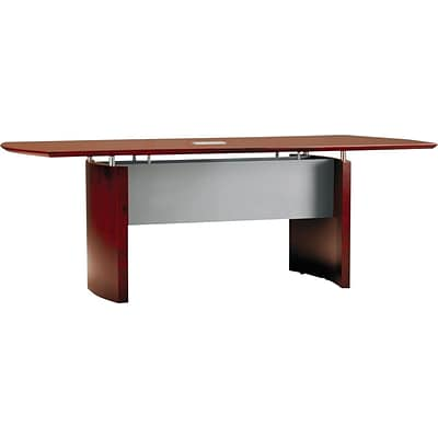 Tiffany Industries™ Napoli Executive Conference Tables in Sierra Cherry, 6