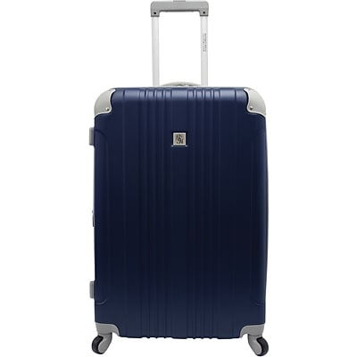 Beverly Hills Country Club BH6800 Malibu 28 Hardside Spinner Luggage Suitcase, Navy